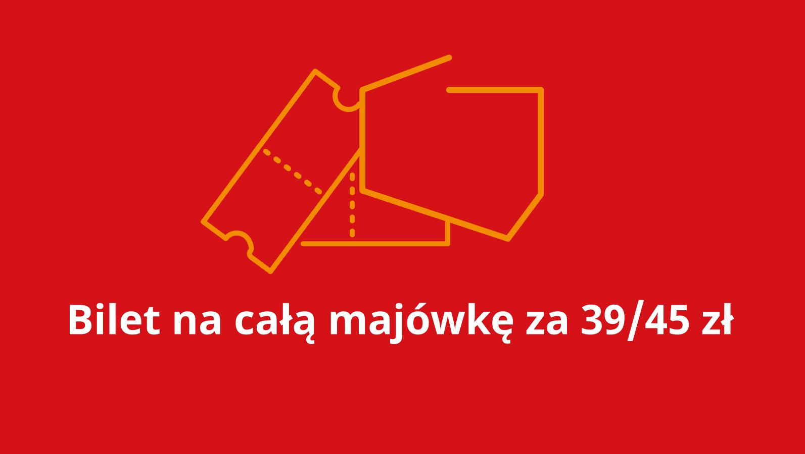 """Bilet """"no limit"""" na całą majówkę już od 39 PLN!"""