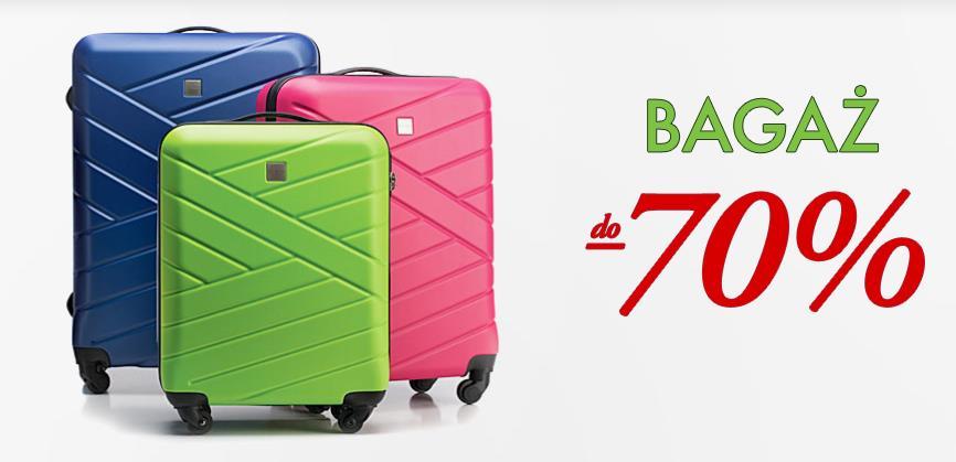 821b7fc289208 Wittchen: kiermasz i walizki kabinowe w dobrej cenie (dwie promocje ...