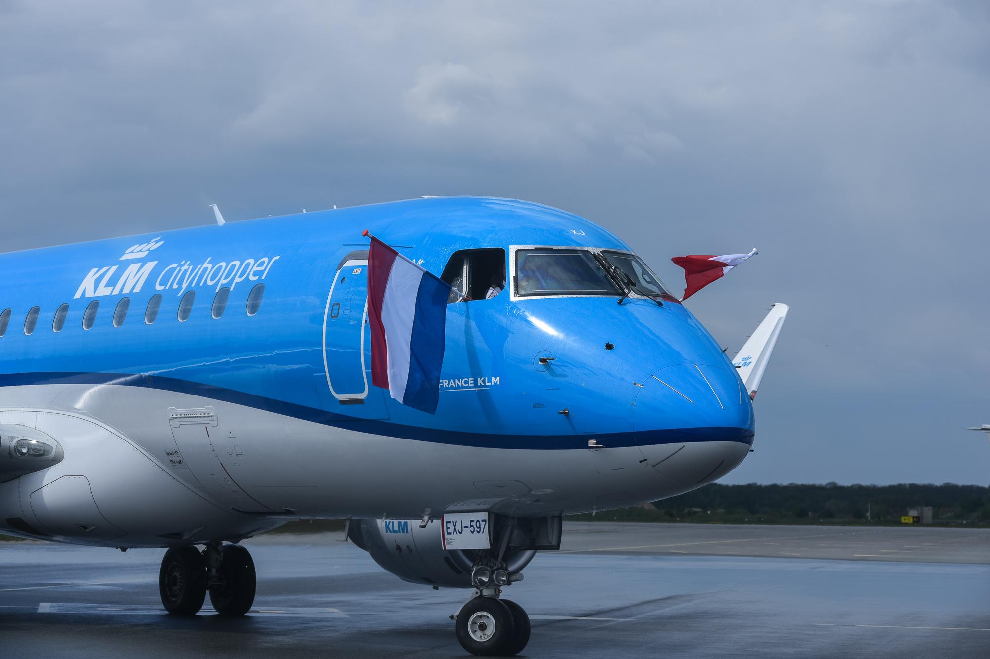 Nowe połączenie lotnicze KLM z Wrocławia