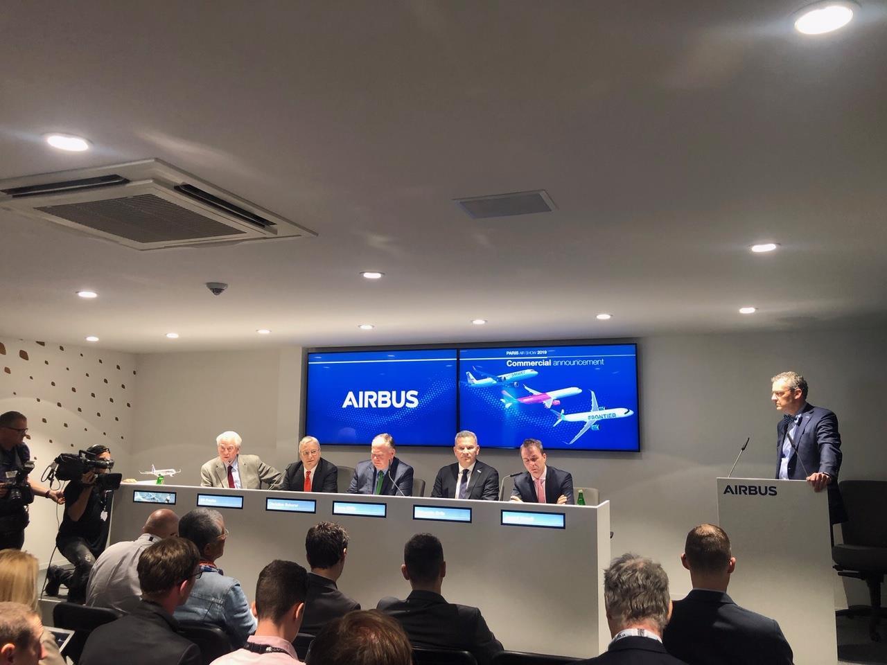 Wizz Air ogłosił zamówienie 20 samolotów Airbus A321XLR