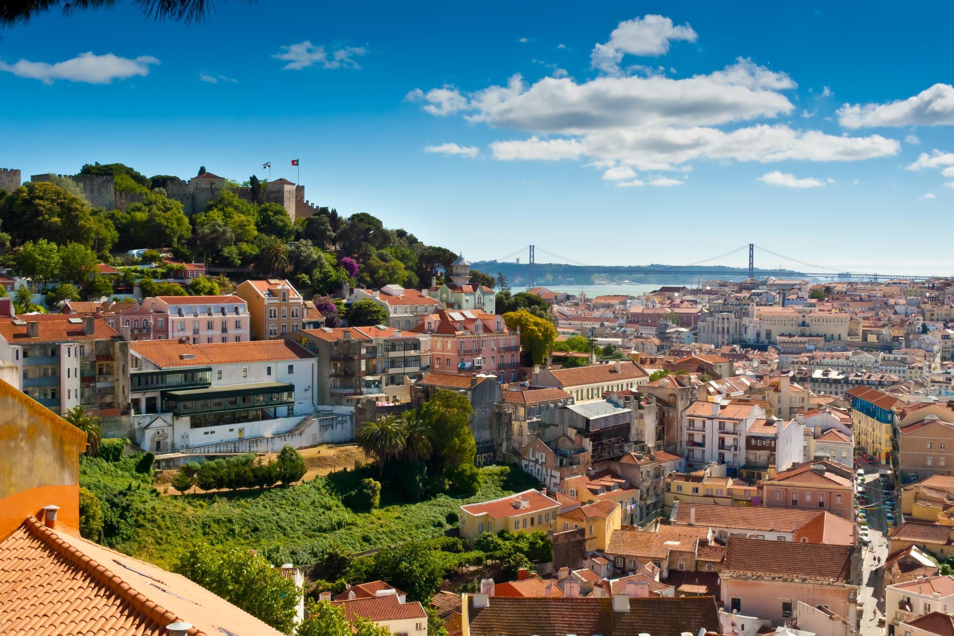 Lizbona bezpośrednio z Polski. Tanią linią!