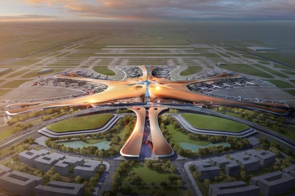 PLL LOT uruchamia połączenie na nowe lotnisko Pekin-Daxing!