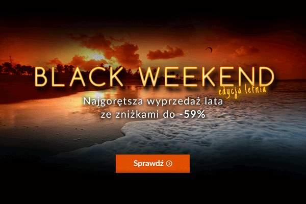 Black Weekend w Travelist. Tylko dwa dni promocji – sobota i niedziela