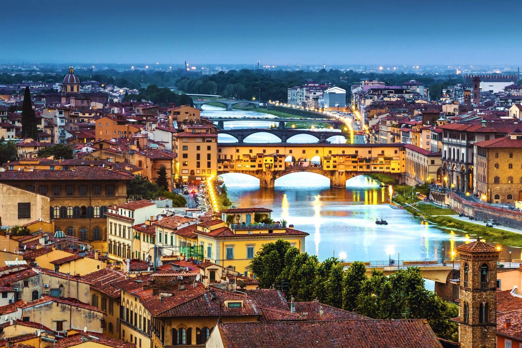 Piękne miasto! Florencja z Polski – na jednym bilecie