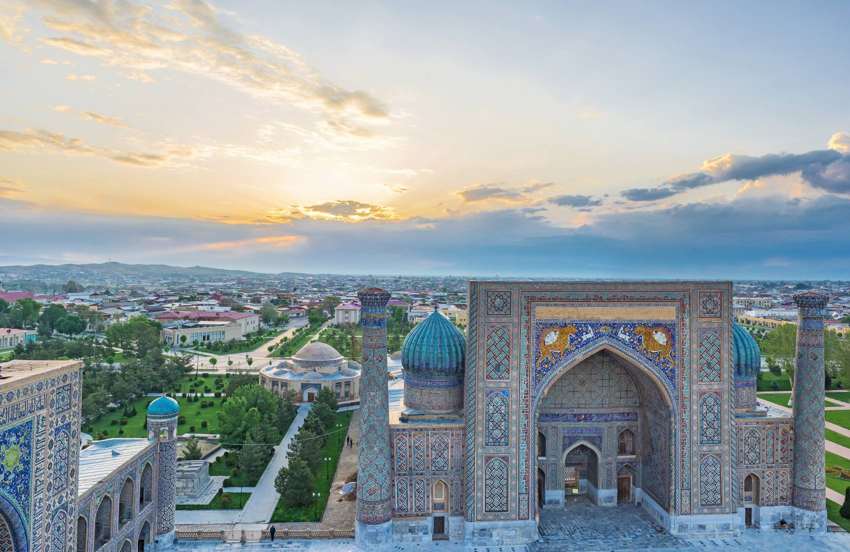Uzbekistan z Polski już od ~1750 PLN RT. Dobra okazja od Turkisha!