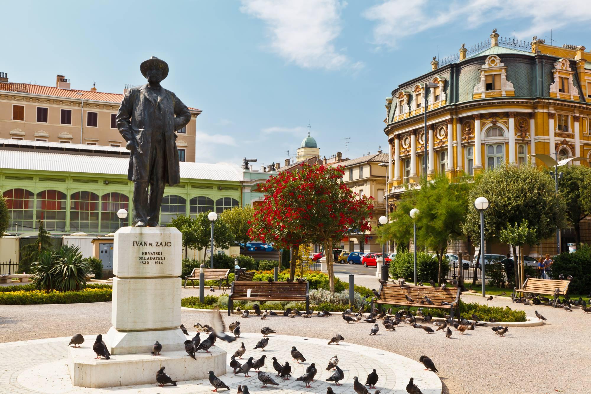 Promocja PLL LOT: chorwacka Rijeka bezpośrednio
