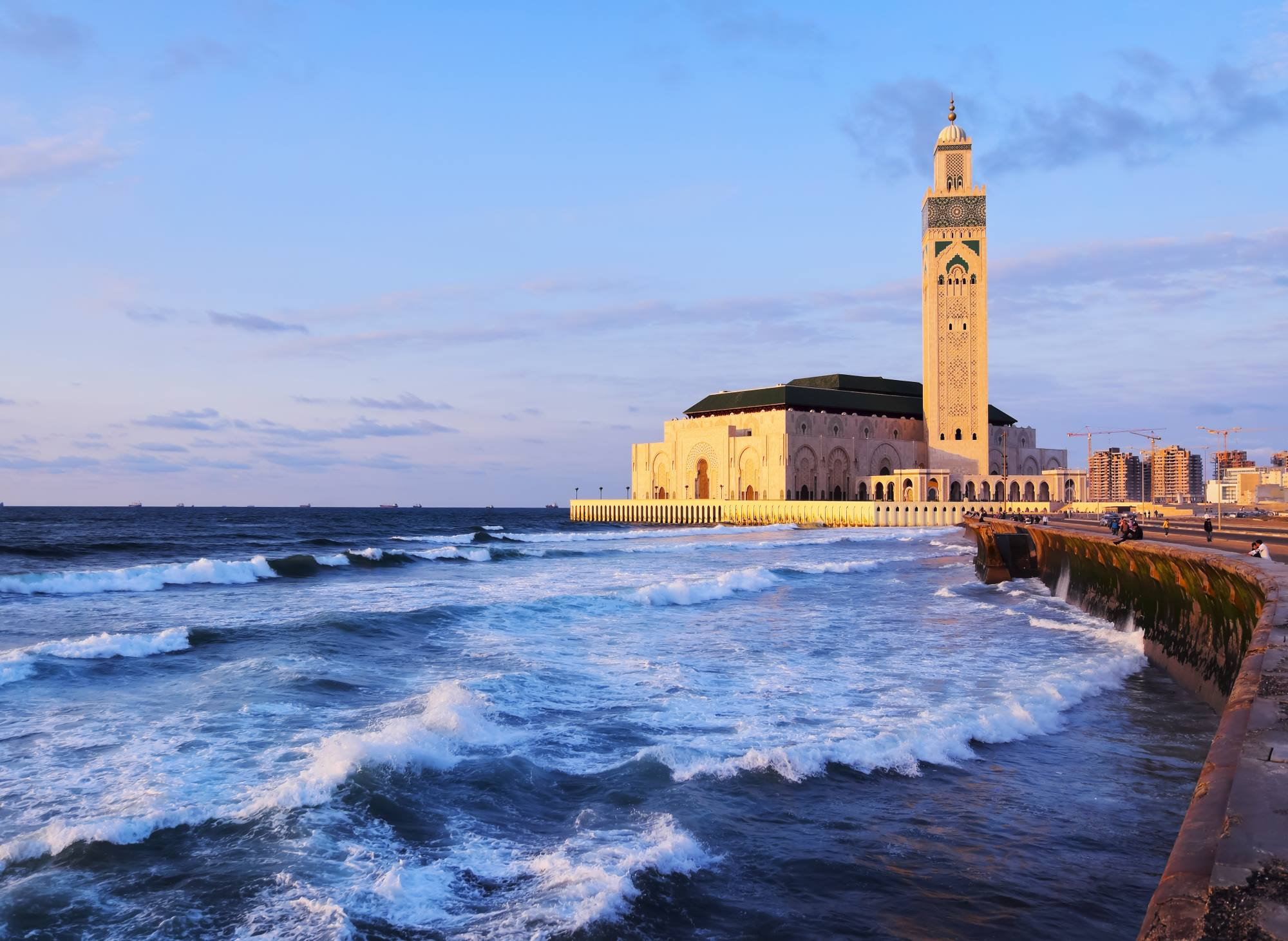 Maroko (Casablanca)! Loty z Polski na jednej rezerwacji