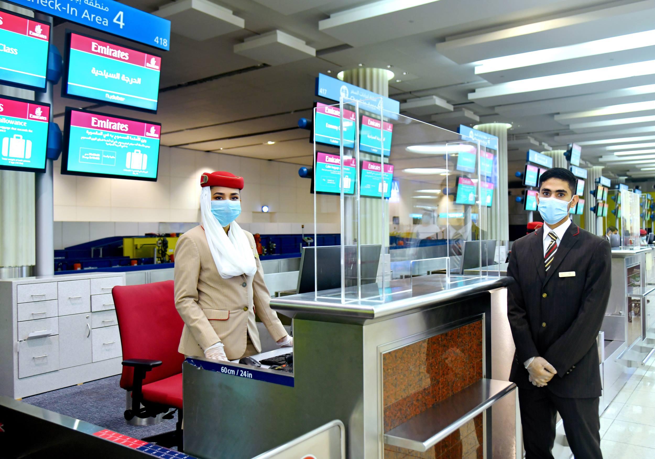 Linie Emirates jako jedne z pierwszych na świecie testują IATA Travel Pass