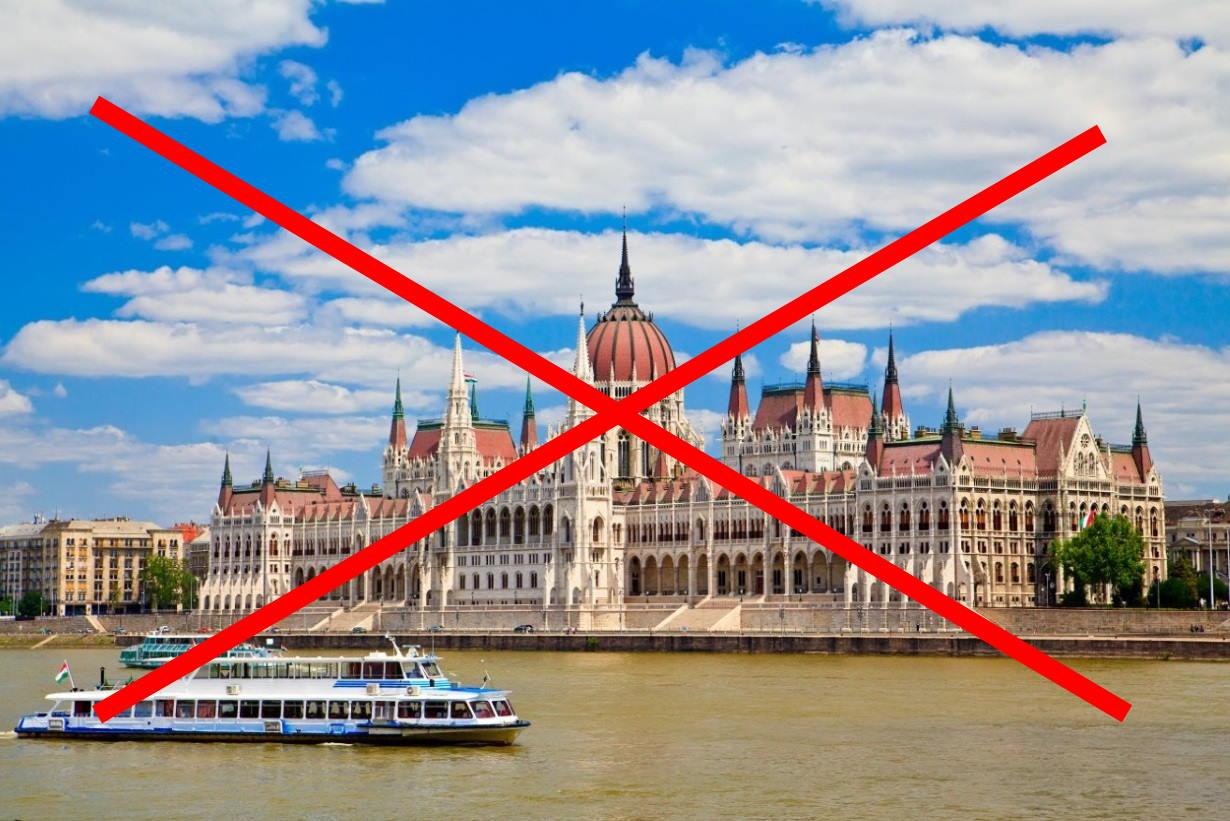 Węgry do końca października przedłużają zamknięcie granic