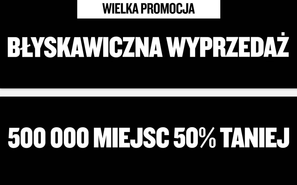 Ryanair: wyprzedaż lotów z Polski od 27,56 PLN