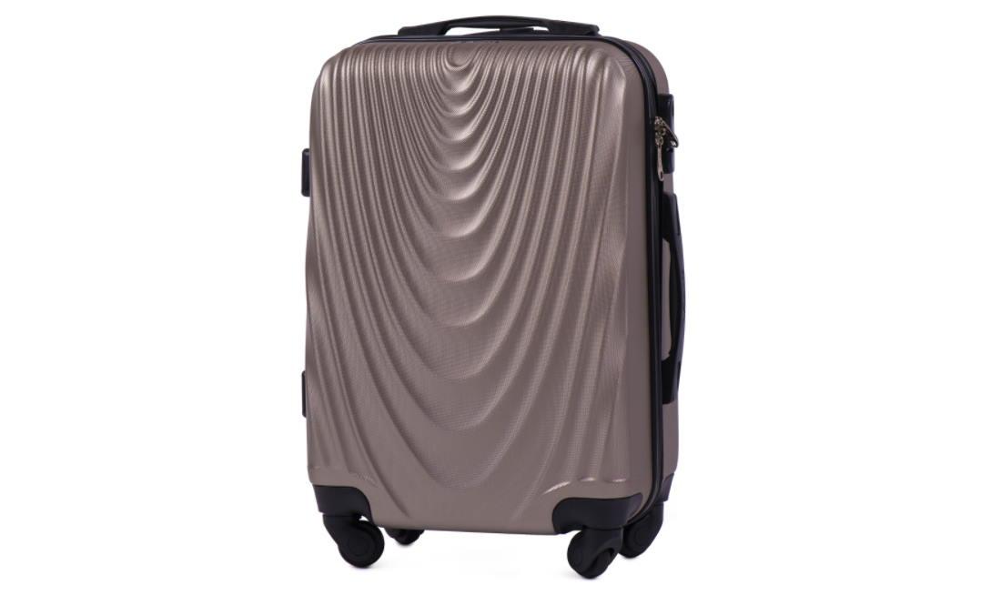 Ale fajna okazja! Duża walizka kabinowa w rewelacyjnej cenie 40 PLN (+darmowa wysyłka!)