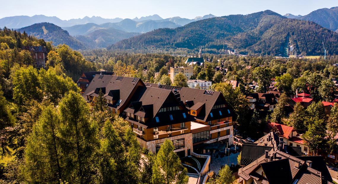 Zakopane: noclegi w Radisson Blu Hotel & Residences