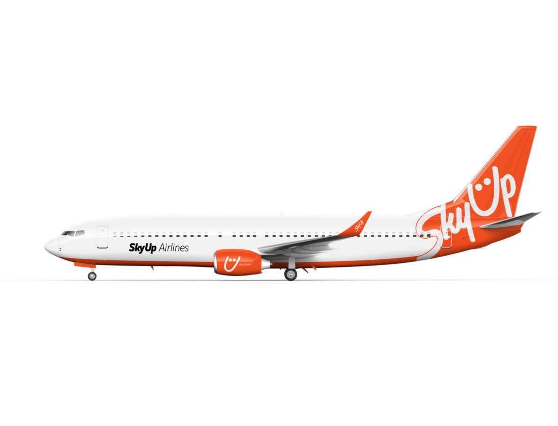 SkyUp uzyskał zgodę na trzy trasy z Ukrainy do Polski. Poleci do… Łodzi!