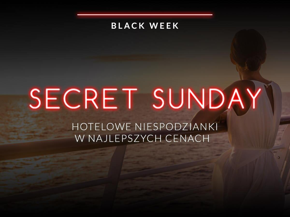 """""""Sekretna Niedziela"""" = kolejny dzień noclegowej promocji"""