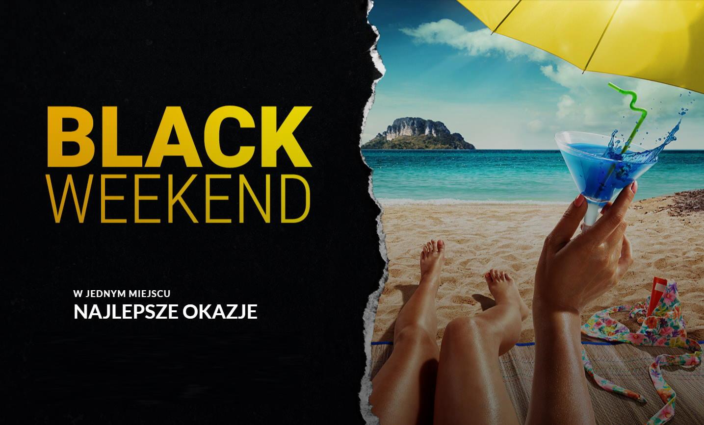 Black Friday także w wakacje.pl – znajdziecie tam fajne okazje na wycieczki zorganizowane!
