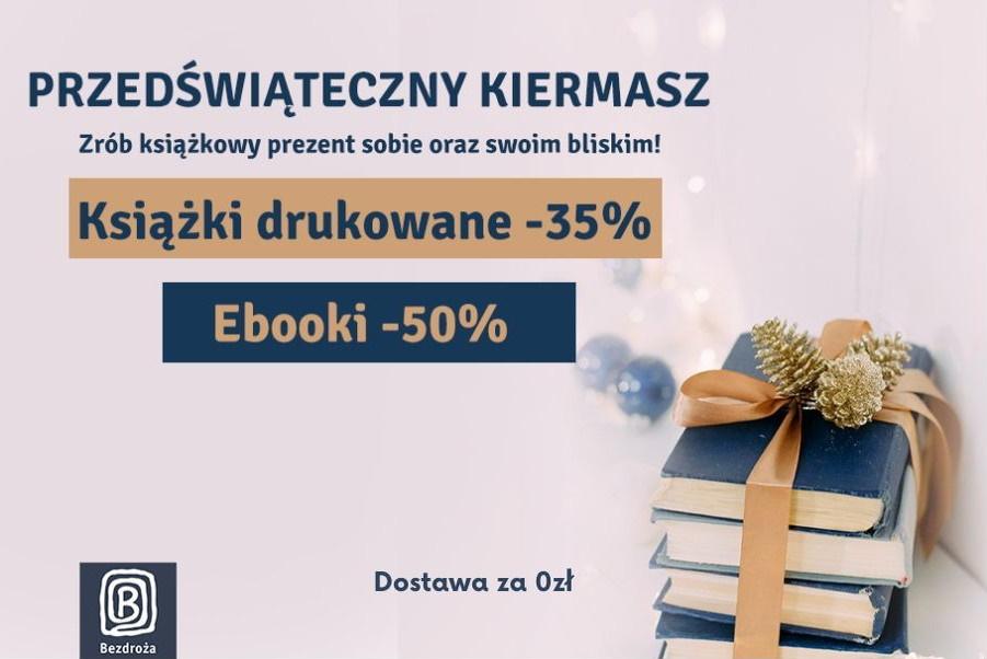 Przedświąteczna promocja na przewodniki – okazja na zakup prezentu!