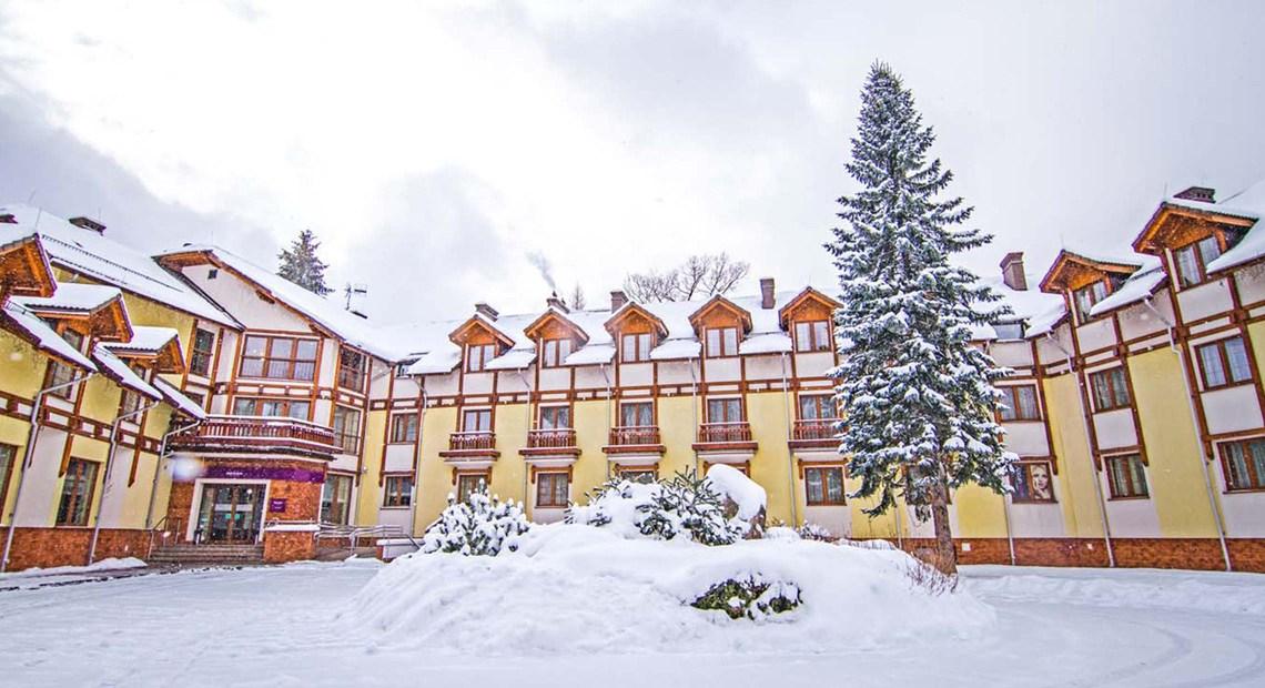 Hotel Wisła Premium – noclegi na Święta, Sylwestra, ferie i nie tylko!