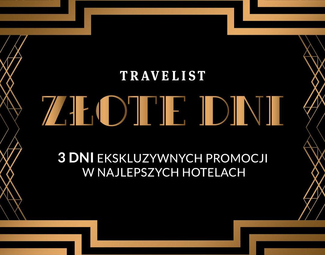 """""""Złote Dni"""" Travelist – drugi dzień promocji!"""