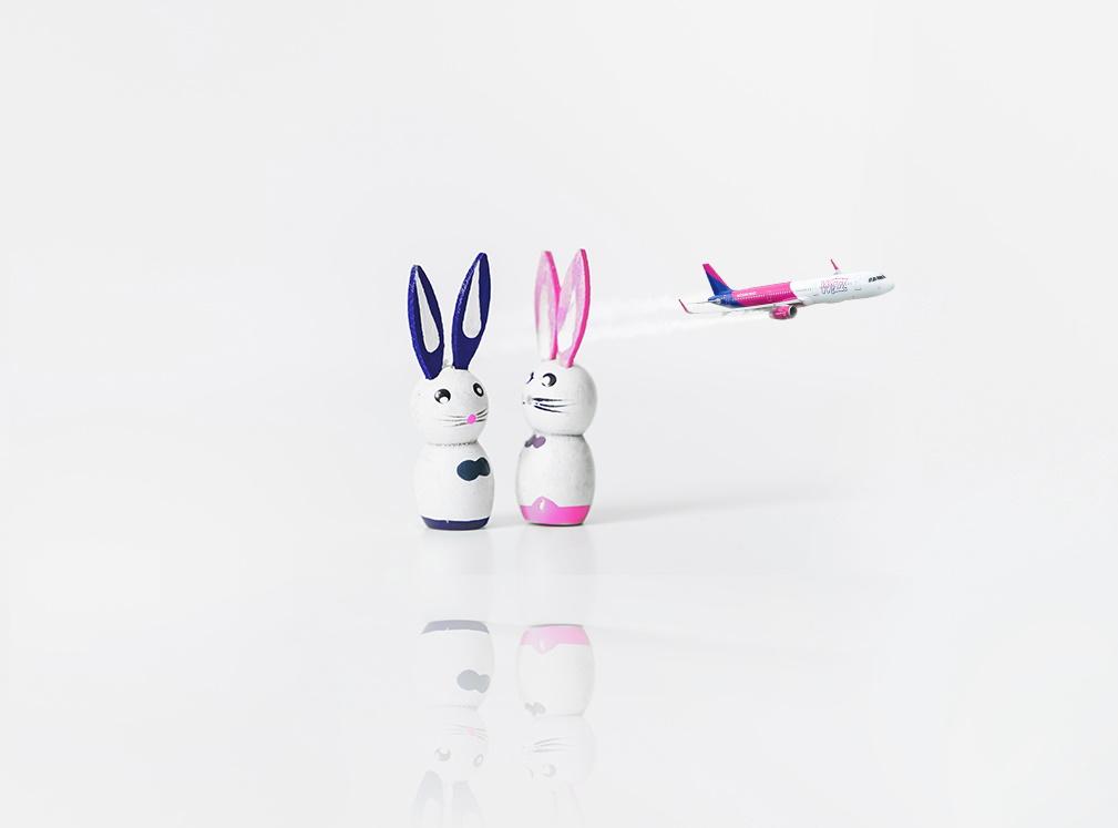 Wielkanocna promocja Wizz Air: zniżka na wybrane loty