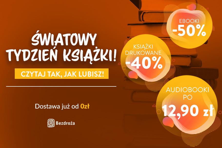 """""""Dzień Książki 2021"""" = tańsze przewodniki!"""