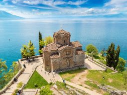 Macedonia, Ochryda