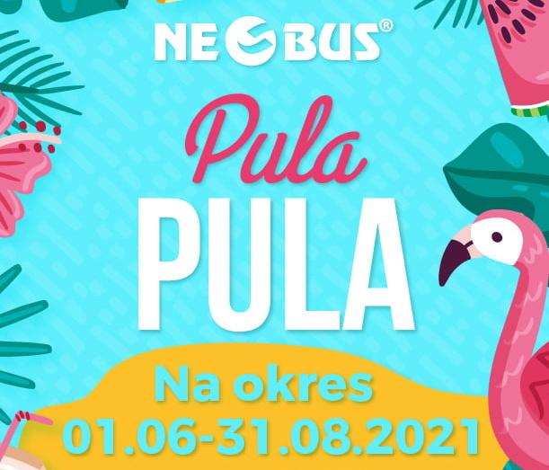 Tanie przejazdy w wakacje: bilety Neobusa już od 1 PLN*