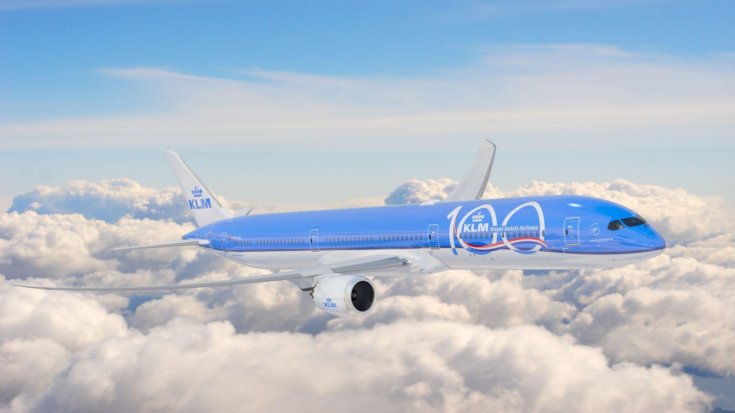 KLM uruchamia sześć nowych egzotycznych tras