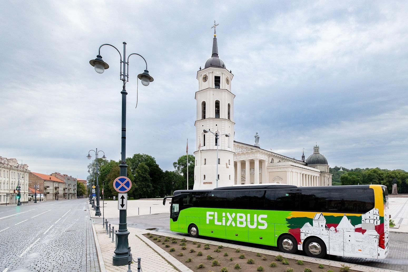 Nowe trasy z Polski. FlixBus wznawia operacje w krajach bałtyckich