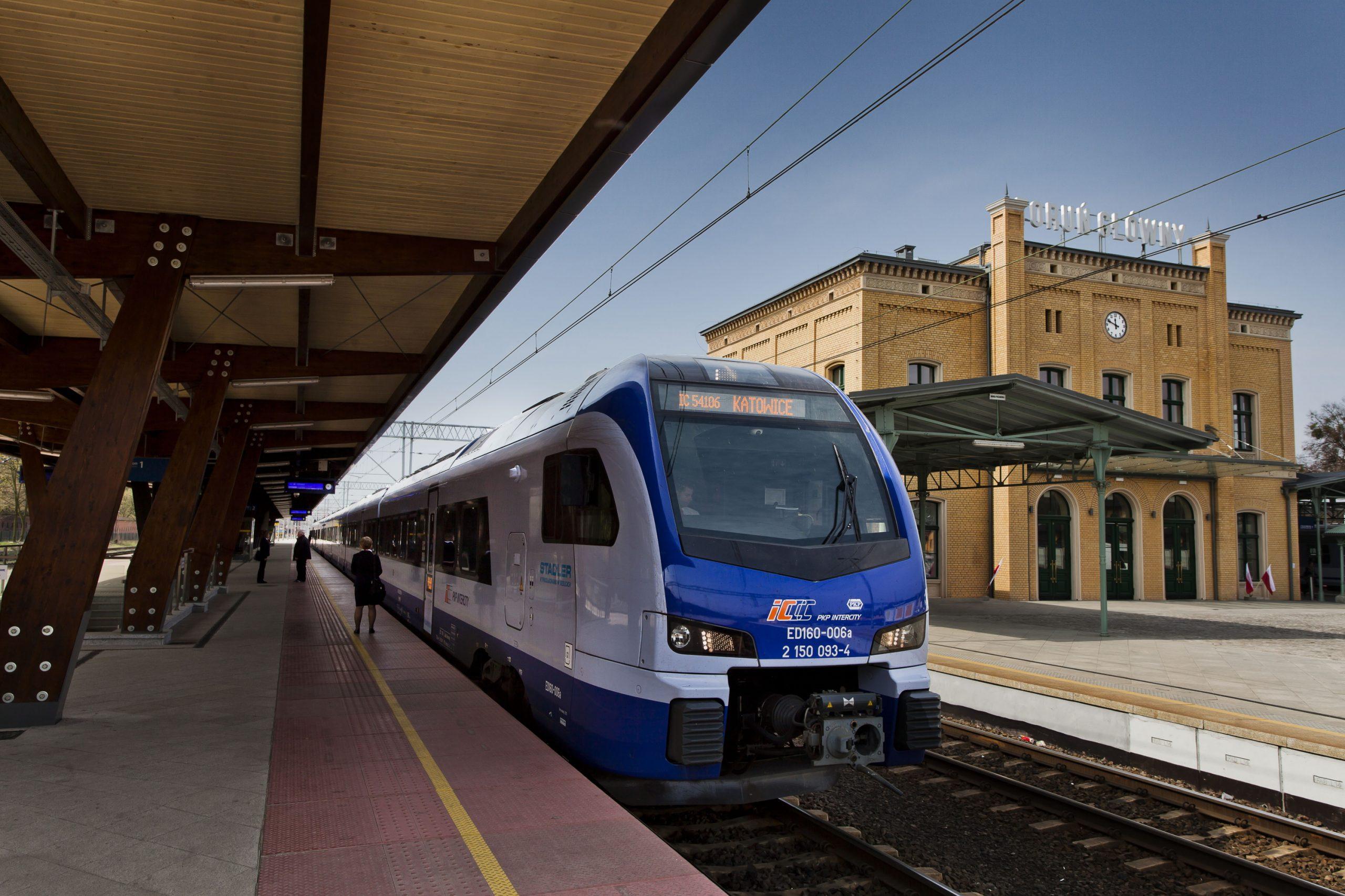 Nowe zasady podróżowania pociągami PKP Intercity