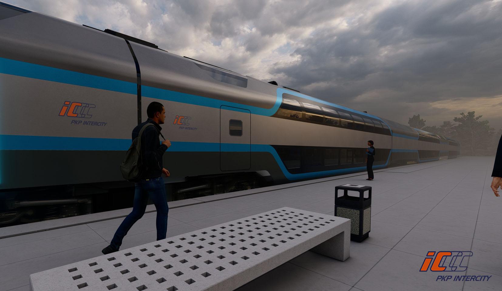 Czy już niedługo pojedziemy takimi pociągami?