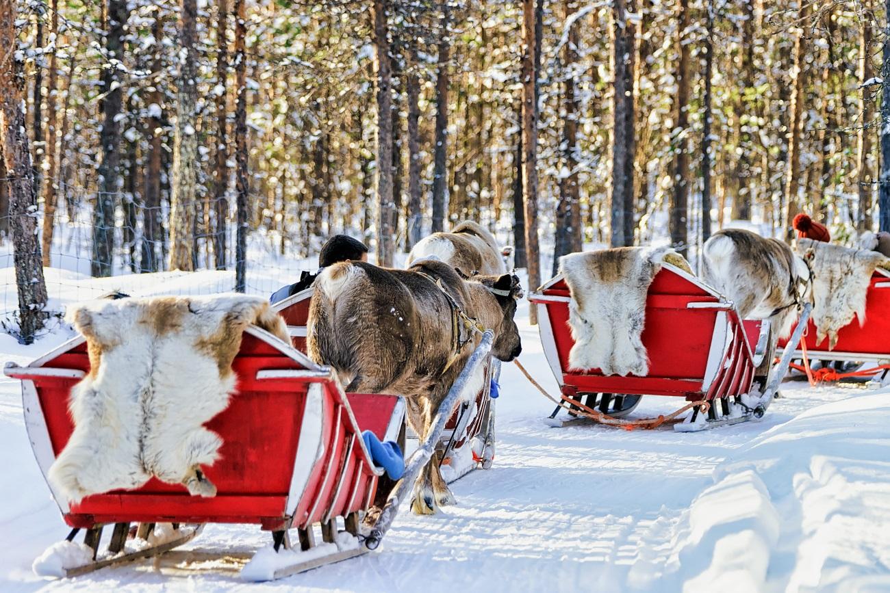 Air France poleci do Laponii – nowa trasa!
