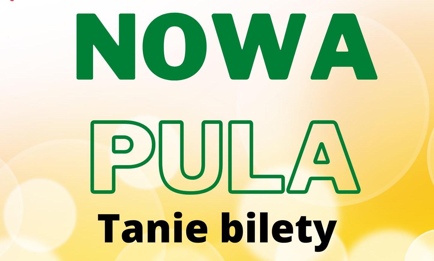 Neobus: nowa porcja biletów od 1 PLN*!